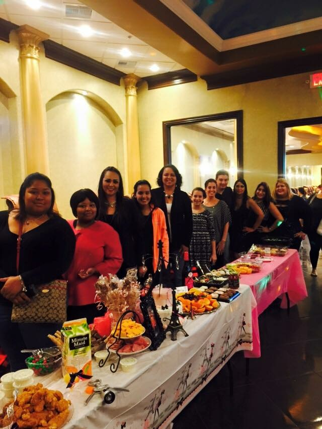 Pearland Nails Amp Spa Salon Vip Party Room Vip Birthday Party